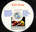 EZY Trout Flies DVD